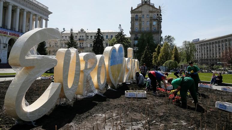 Вести: украинцы готовы поддержать Россию на Евровидении и отдают ей третье место