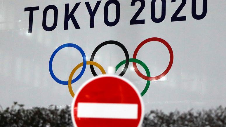 WSJ: иностранных зрителей не пустят на Олимпиаду в Токио