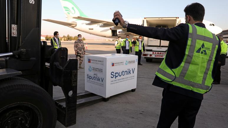 SvD: «серьёзные переговоры» — шведские фирмы хотят производить «Спутник V»