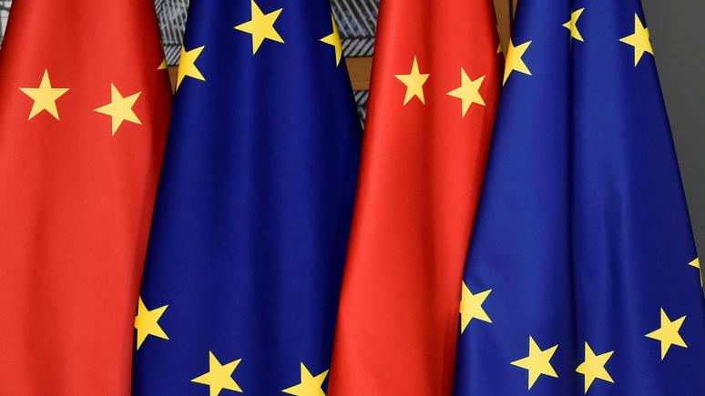 SZ: Китай призвал ЕС отказаться от «лицемерной практики двойной морали» и мгновенно ввёл контрсанкции