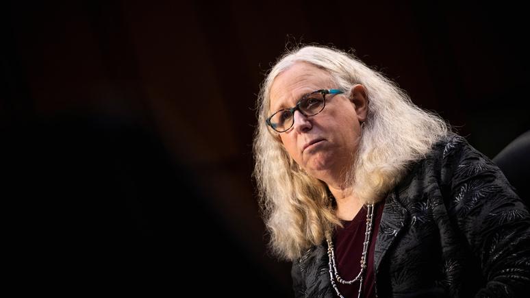 Insider: историческим решением сенат США утвердил женщину-трансгендера на пост помощника министра здравоохранения