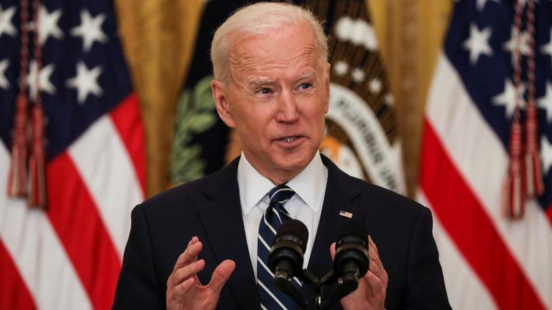 USA TODAY о первой пресс-конференции Байдена: пообещал призвать Китай к ответу и заявил о планах на новый президентский срок