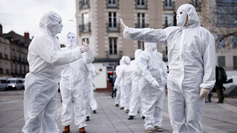 Le Monde: «не могу, у нас же пандемия» — коронавирус стал идеальной уважительной причиной