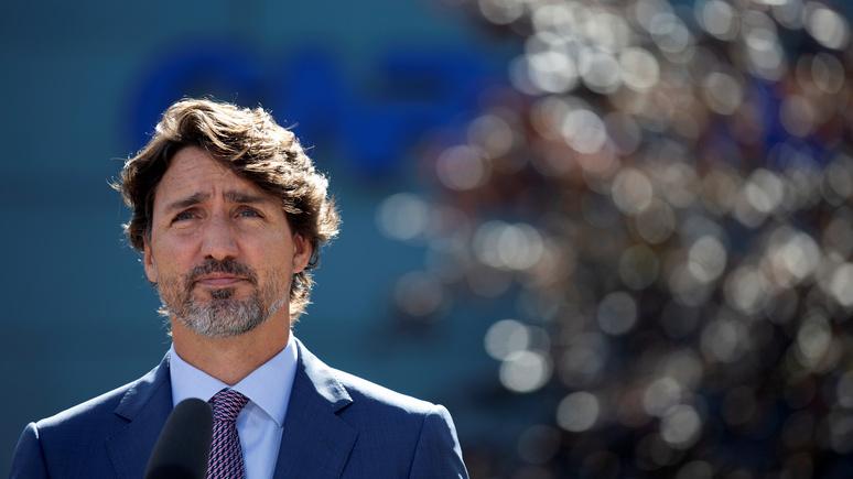 DE: Трюдо обвинили в «колониальном отношении» к франкоязычным канадцам
