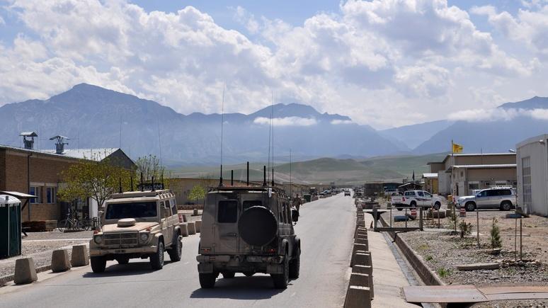 Spiegel: бундесвер задержится в Афганистане, в то время как позиция США неясна