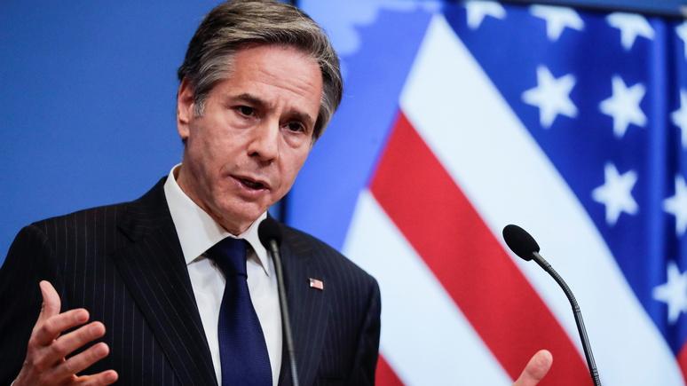 Hill: Блинкен раскритиковал Китай за «безосновательные» санкции против граждан США и Канады