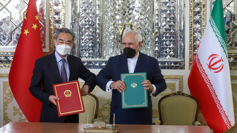 «Удар по изоляции Ирана»: NYT о последствиях крупной нефтяной сделки между Тегераном и Пекином