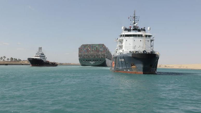 Times: могут повторить — блокировка Суэцкого канала станет источником вдохновения для стран-«изгоев»