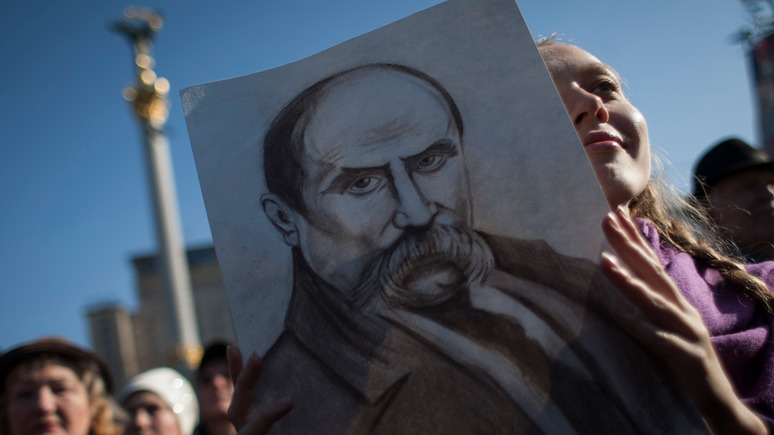 Украинская писательница: Россия продолжит протягивать руки в украинское историческое прошлое