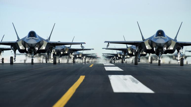 Обозреватель National Interest рассказал, как ВВС США готовятся к третьей мировой