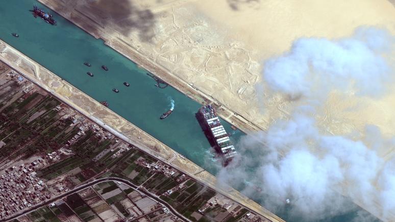 USA Today: женщина-капитан из Египта опровергла обвинения в причастности к блокаде Суэцкого канала