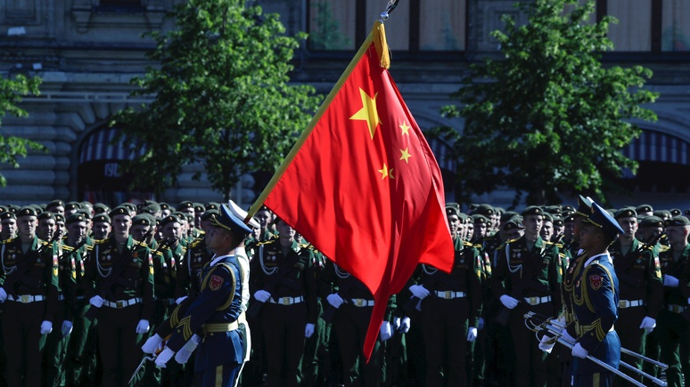 Эксперт Defense News: растущее военное сотрудничество России и Китая предвещает новые проблемы для НАТО