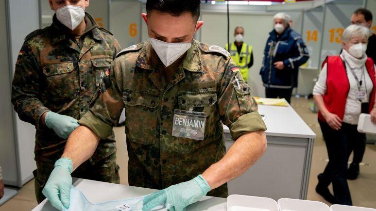 ARD: «вооружённые соцработники» — инициатива бундесвера вызвала неоднозначную реакцию в Германии