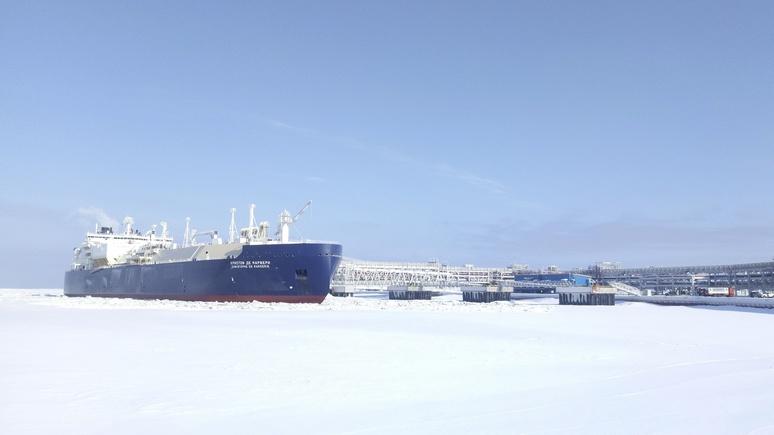 Times: США пристально следят за укреплением России в Арктике