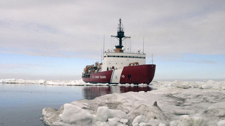 Hill: губернатор Аляски призвал защитить «Северный Суэц» от арктической экспансии России и Китая