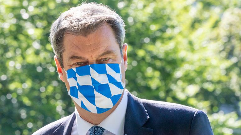Spiegel: премьер Баварии сделал предзаказ «Спутника V» — и его тут же раскритиковали за хвастовство и эгоизм