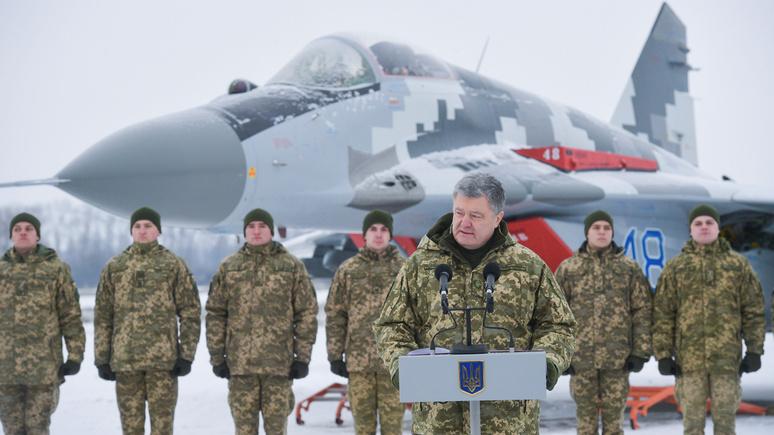 Forbes: украинские ВВС не ждёт ничего хорошего — Киеву стоит задуматься о дронах и ПВО