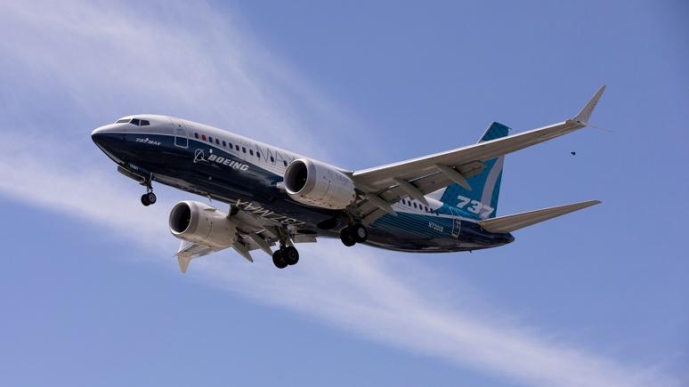 Das Erste: на проблемном «боинге» 737 Мах выявлен новый дефект