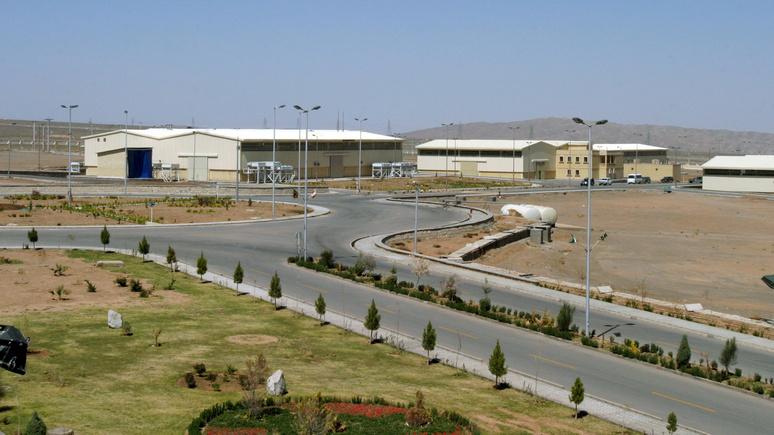 Der Spiegel: в Иране считают, что проблемы с электричеством на ядерном объекте в Натанзе связаны с «терактом»