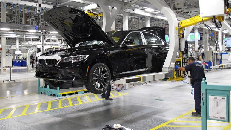 Die Welt: из-за «глобализации 2.0» немецкую экономику ждут трудные времена
