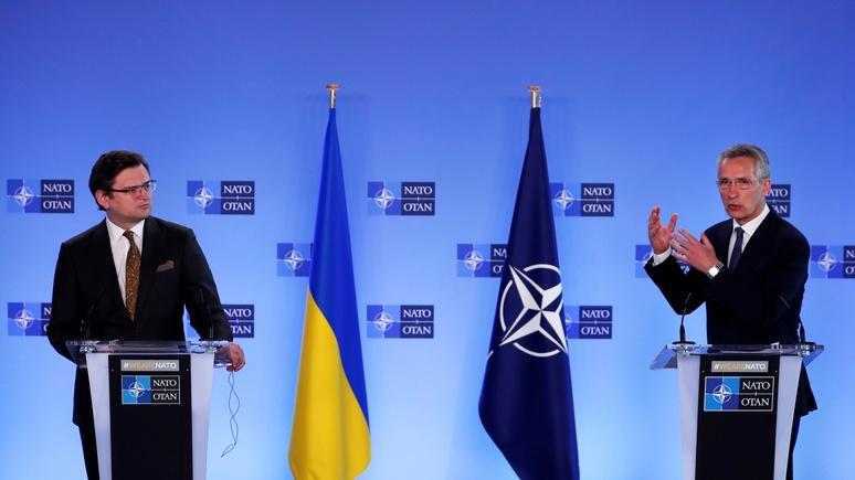 Daily Sabah: Столтенберг заявил, что не Москве решать, готова ли Украина вступить в НАТО