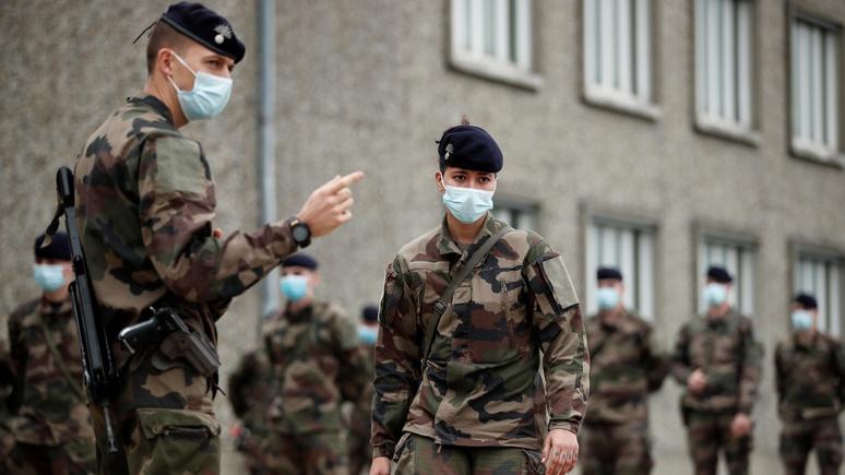 Le Figaro: армии Франции не хватает людей для войн будущего — ИноТВ