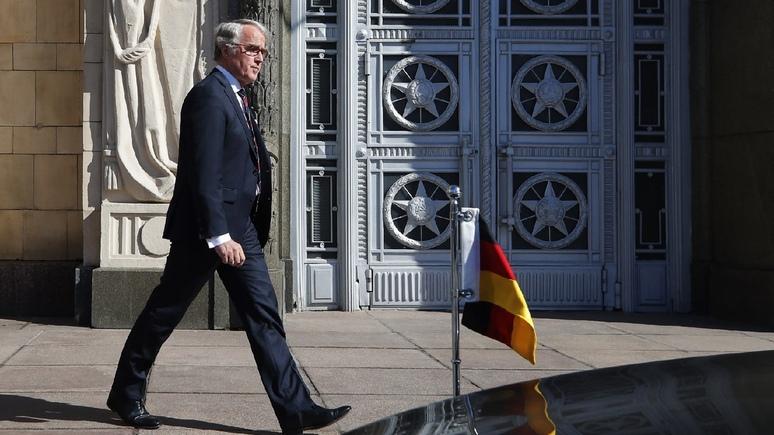 Экс-посол ФРГ в России: если Европа выразит готовность к диалогу, Россия заинтересуется в сближении