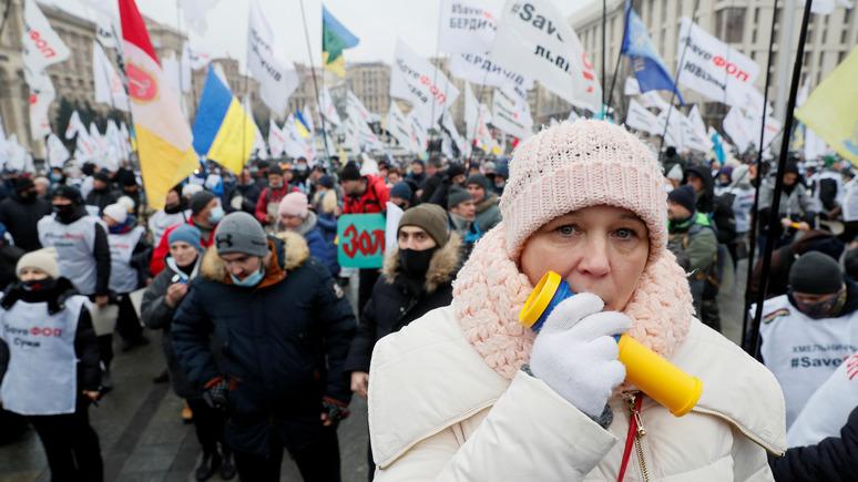 «Мы в глубокой яме»: представители бизнеса рассказали «Вестям» о продлении локдауна в Киеве