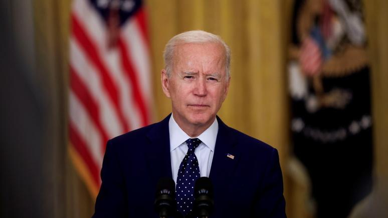 Байден: США не намерены запускать цикл эскалации и конфликта с Россией