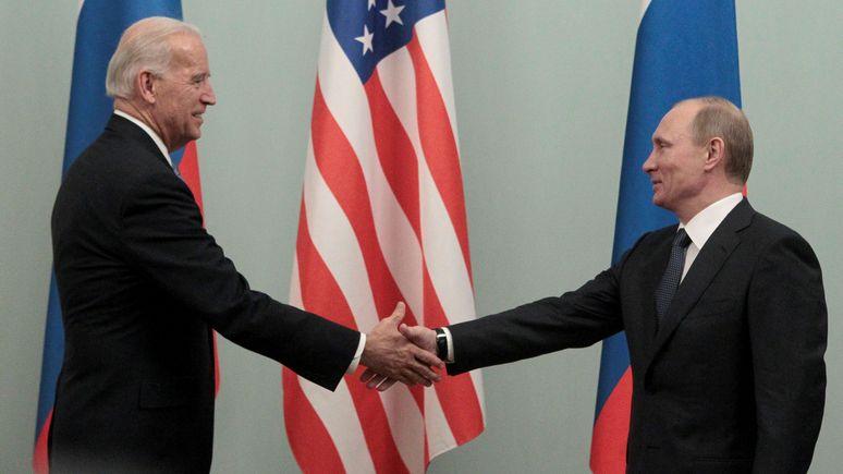 EurActiv: Прага и Вена соревнуются за возможность проведения встречи Путина и Байдена