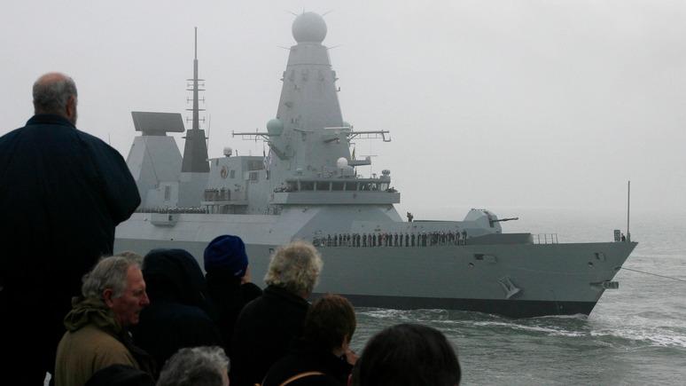 Times: Британия отправит в Чёрное море два военных корабля в знак солидарности с Украиной и союзниками по НАТО — ИноТВ