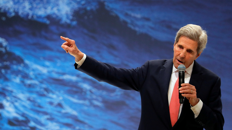 Le Monde: США и Китай договорились сотрудничать по борьбе с изменениями климата — ИноТВ