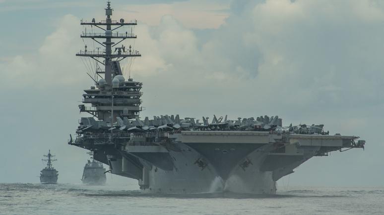 Der Spiegel: в Китае возмутились готовностью США защитить Японию с помощью ядерного оружия — ИноТВ