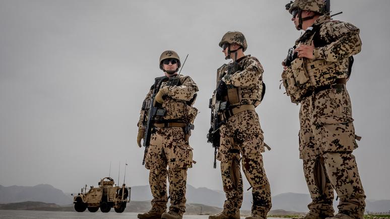 Das Erste: в ФРГ планируют защитить афганцев, помогавших бундесверу