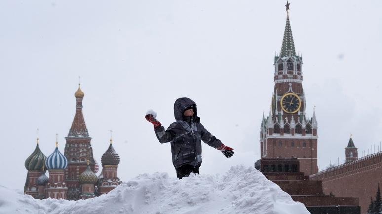 Global Times: Россия — большой белый медведь, которого Запад не в состоянии переварить