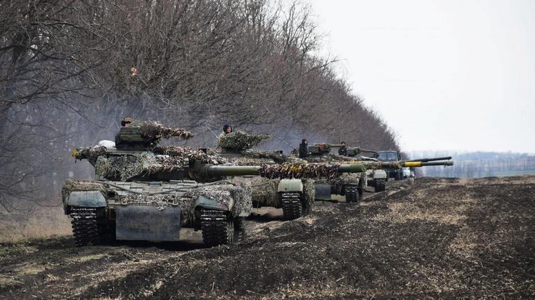 ABC News: наращивание российских войск на границе с Украиной — жест, а не подготовка к конфликту