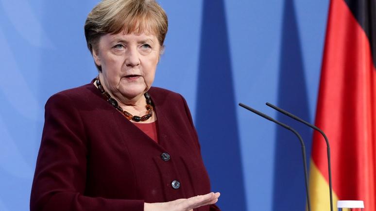 N-TV: Меркель заступилась за «Северный поток — 2» в ПАСЕ