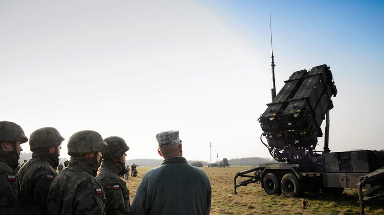 Politico: обороны ради — Вашингтон подумывает поставить Украине больше оружия