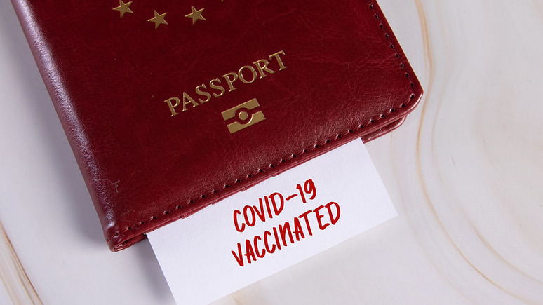 ERR: «паспорта вакцинации» в ЕС появятся уже в июне, если одобрит Европарламент