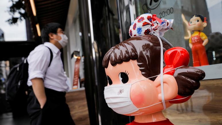 Mainichi Shimbun: за три месяца до Олимпиады в Японии собираются ввести чрезвычайное положение из-за COVID-19