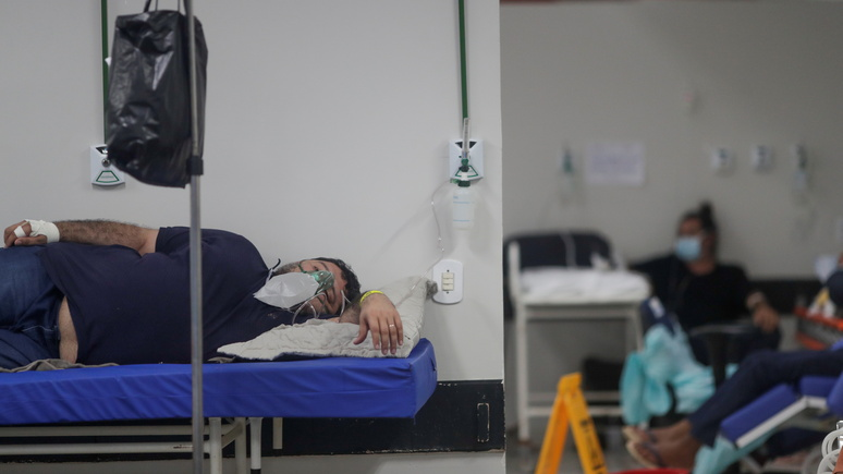 Guardian: бразильский штамм коронавируса собирает кровавую жатву по всей Латинской Америке