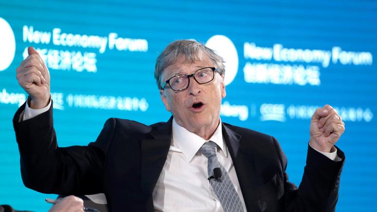 Sky: Билл Гейтс уверен, что мир вернётся к нормальной жизни к концу 2022 года
