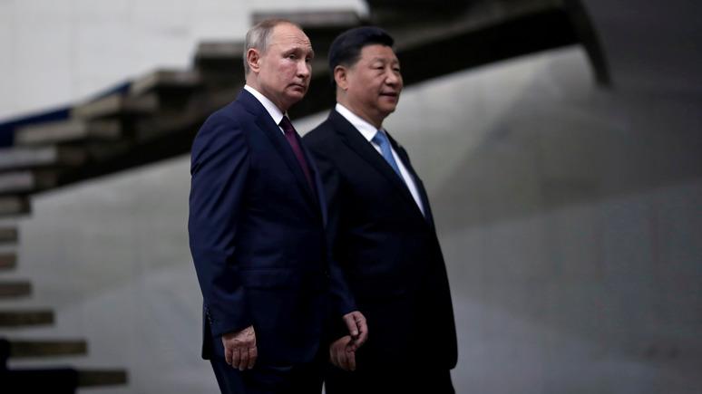 Newsweek: Китай поддерживает слова Путина о «красной черте» для Запада и критикует санкции