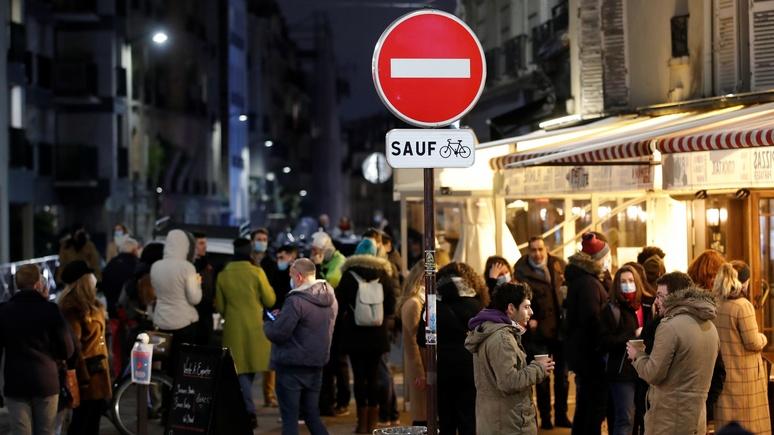 Le Figaro: пандемия лишила французов молодости