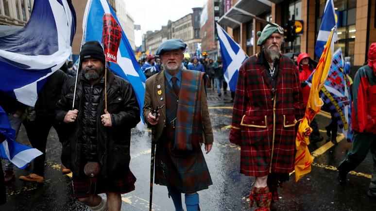 Daily Telegraph: всё больше шотландцев сомневается в пользе независимости