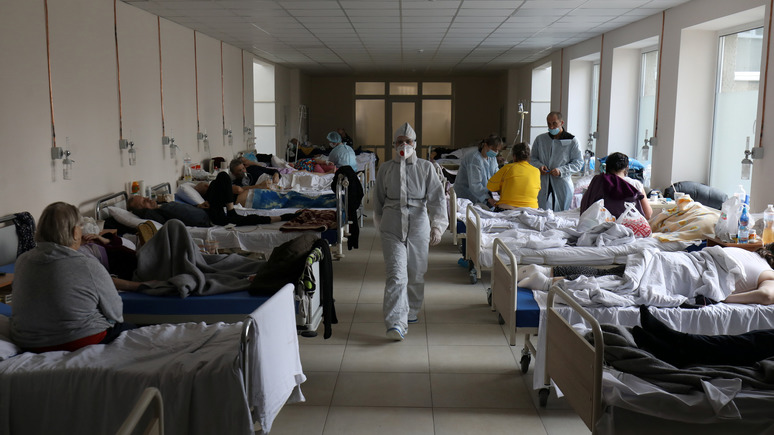СТРАНА: по смертности от коронавируса Украина рискует обогнать крупные страны Европы