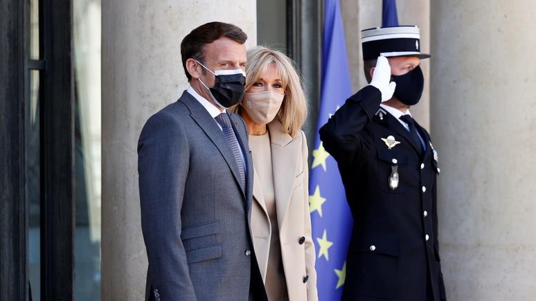 Le Figaro: Макрон рассказал, как жена влияет на его решения
