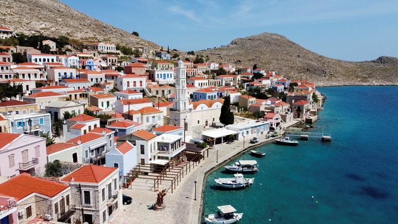 SZ: Греция планирует превратиться в «европейскую Калифорнию» за счёт ЕС