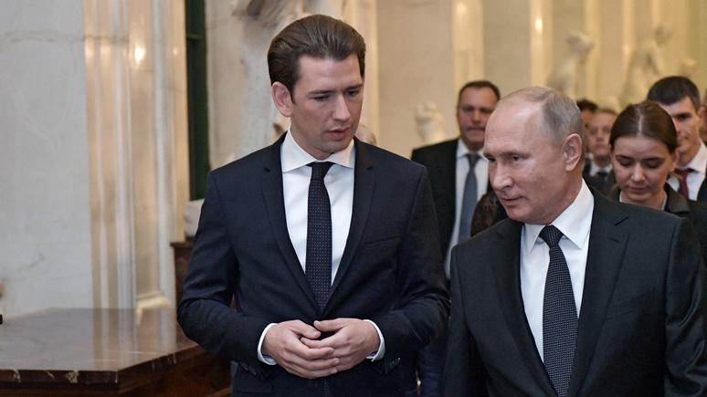 Contra Magazin: Вена — это хороший выбор «нейтральной территории» для встречи Путина и Байдена