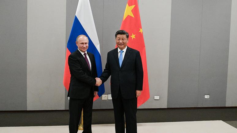 NI: сближение Пекина и Москвы стараниями Байдена — это рецепт для катастрофы